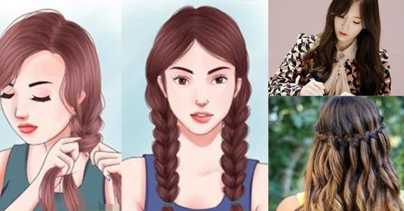 Cách chọn mẫu tóc phù hợp với khuôn mặt để bạn gái xinh xắn, tự tin trong ngày valentine