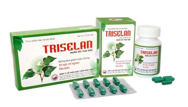 Có Triselan không còn lo biến chứng của bệnh trĩ