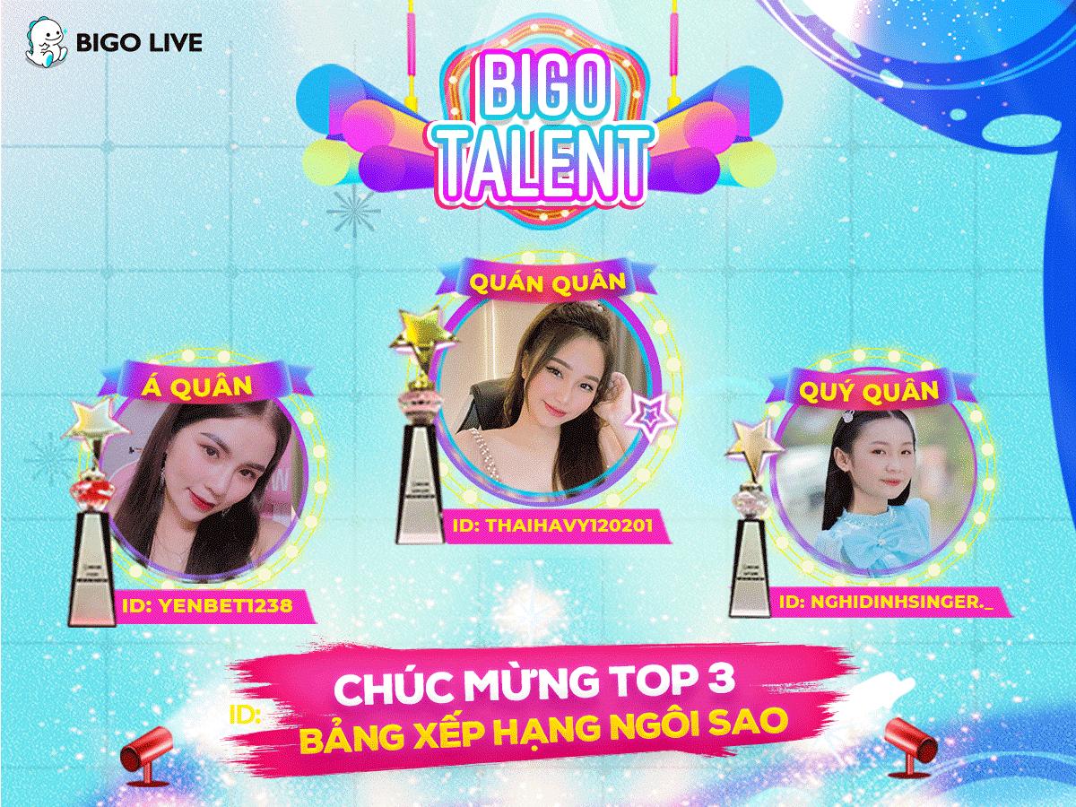 Đã mắt với những màn khoe tài của các tại chung kết Bigo Talent 2021