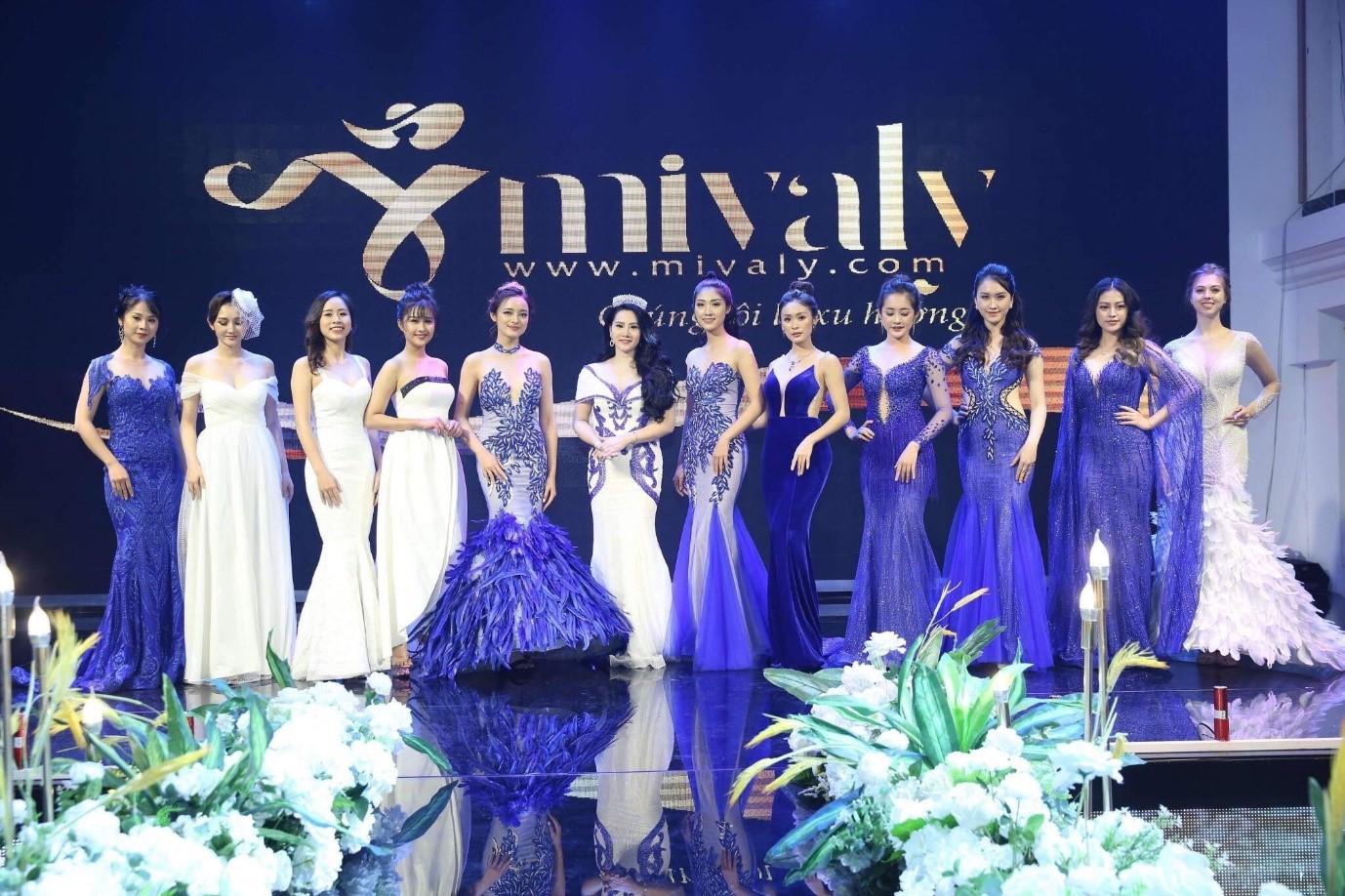 Nhà thiết kế Nguyễn Thị Bích Vân -  người định hình phong cách thời trang từ MiVaLy